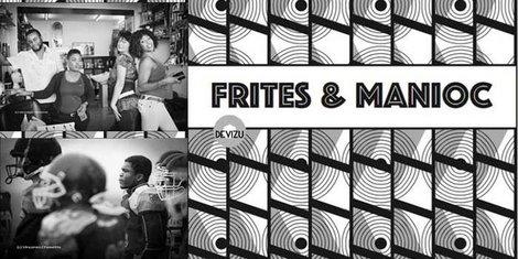 Frites et manioc - expo Tubize