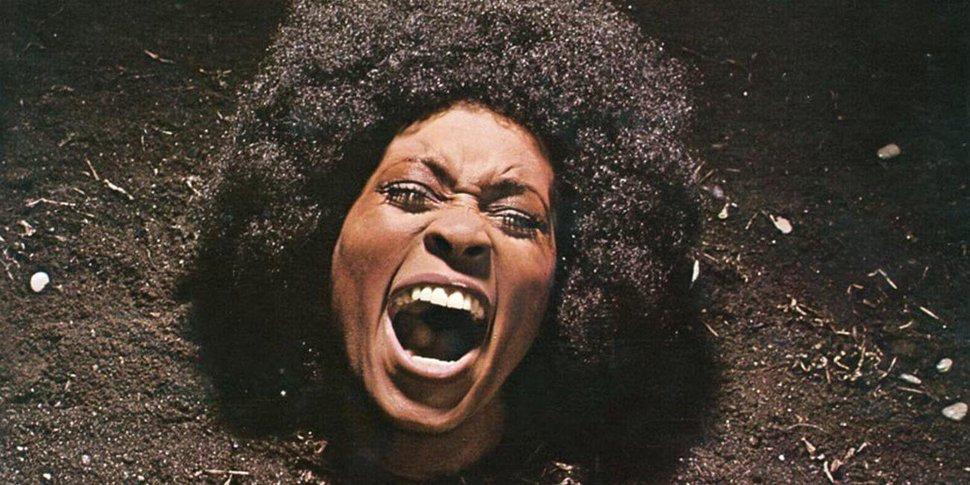 "Funkadelic : ""Maggot Brain"" - visuel de l'expo ""Great Black Music"" (Les Halles)"