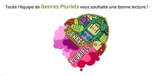 brochure de Genres pluriels - illustration