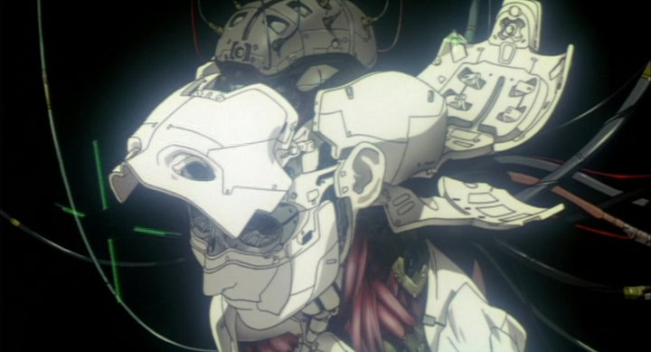 Ghost in the Shell (2) - Mamoru Oshii