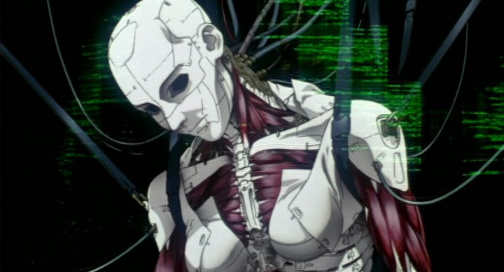 Ghost in the Shell (7) - Mamoru Oshii