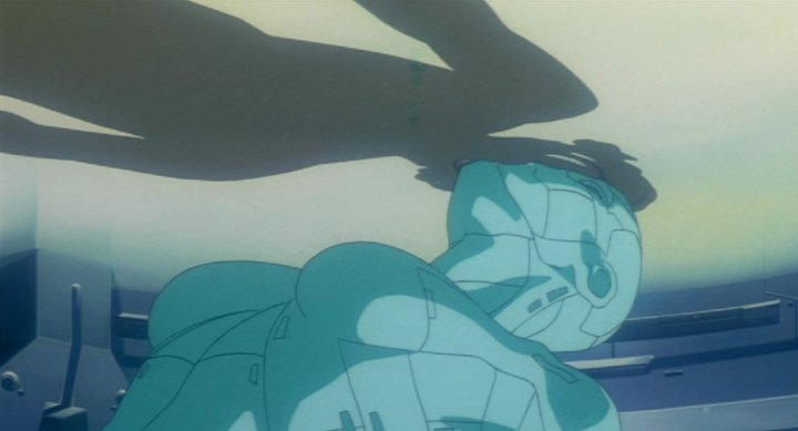 Ghost in the Shell (10) - Mamoru Oshii