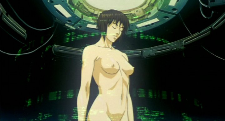 Ghost in the Shell (19) - Mamoru Oshii