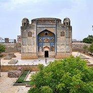Tombe de Ghulam Shah Kalhoro, Hyderabad, Pakistan