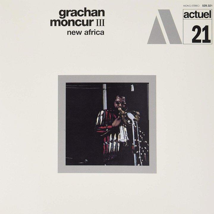 Grachan Moncur III - New Africa - BYG Actuel