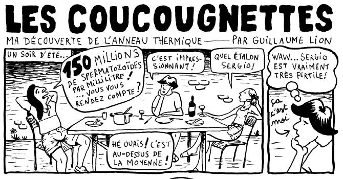 """Guillaume Lion """"Les coucougnettes"""" Médor 23"""