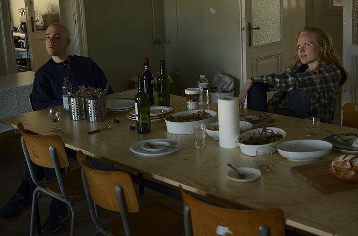 Hans van der Linden - oorstof 2015 - Mette Rassmussen Chris Corsano