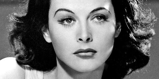 Hedy Lamarr  en 1940 - bannière