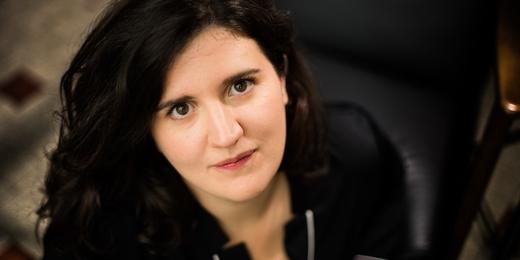 Hélène Giannecchini © Astrid di Crollalanza