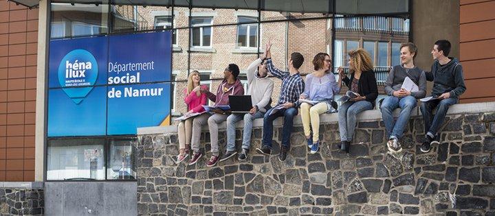 Hénallux  Haute École de Namur-Liège-Luxembourg 2
