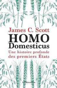 Homo domesticus - James C. Scott - La Découverte - couverture.jpg