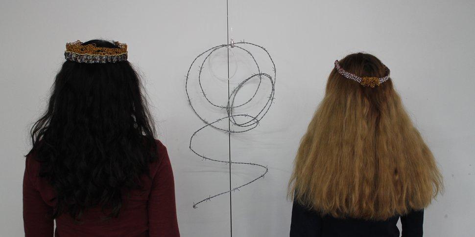 Manuela Simonne et Maria Vita Goral