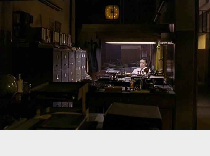 In the Mood for Love - (c) Wong Kar-wai - horloge 4