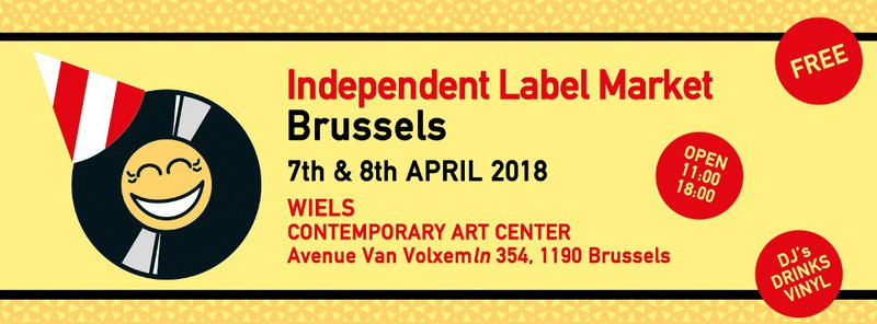 Independent Label Market Brussels - banniere
