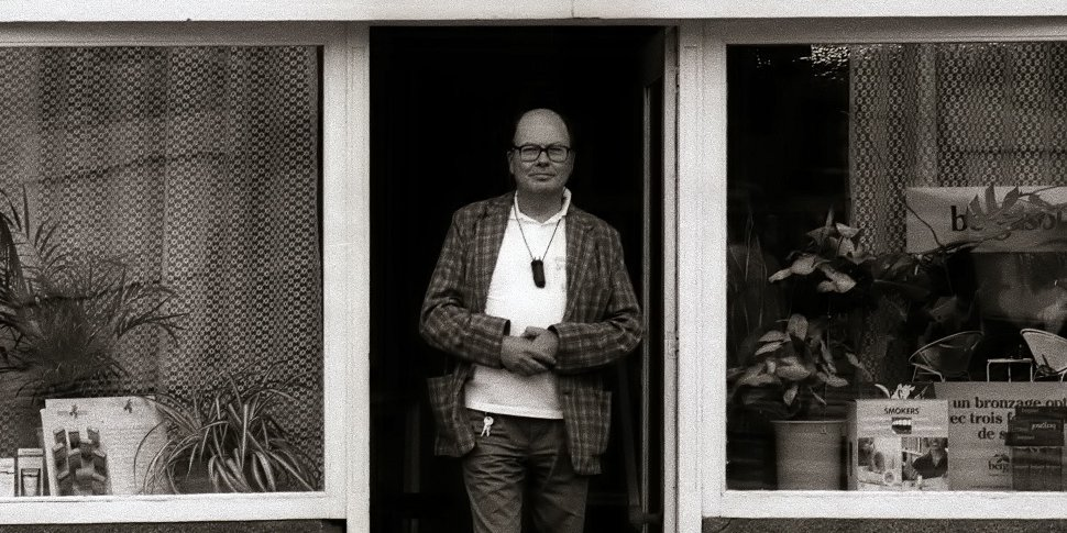 Jacques Pelzer - musicien et pharmacien - photo Igloo Records