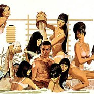 James Bond - You Only Live Twice - dessin