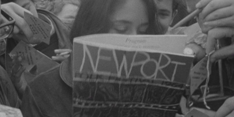 "Joan Baez dans ""Festival!"" de Murray Lerner"