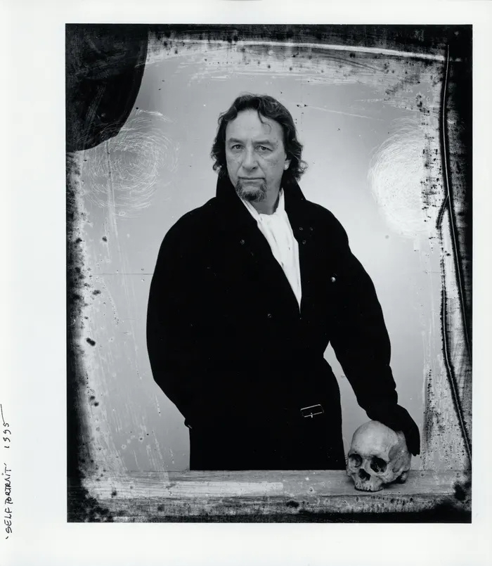 "Joel-Peter Witkin : ""Self Portrait 1995"""