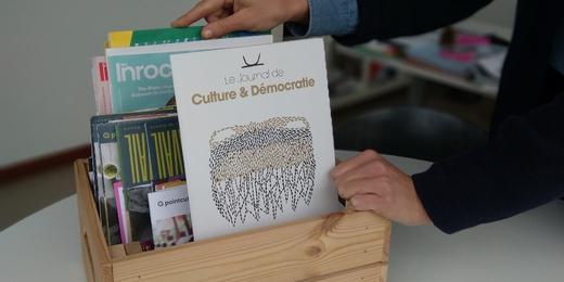 """Journal Culture & Démocratie no49 """"Qui peut parler?"""""""