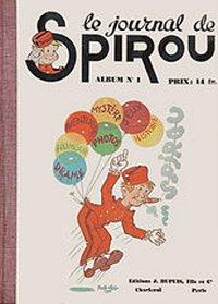 Journal de Spirou - (c) éditions Dupuis