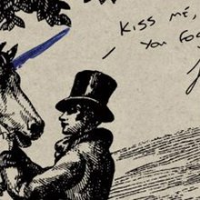 Julien Gasc Kiss me you fool
