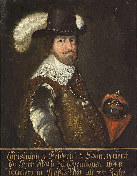 Christian IV Danemark