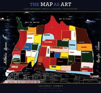 Katharine Haron - The Map as Art - couverture