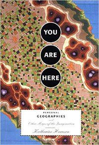 Katharine Haron - You Are Here - couverture