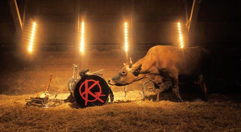 Kermesz à l'Est - concert pour vaches