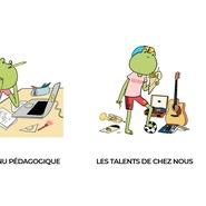 Kidzik Radio - bannière - site web