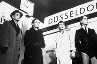 Kraftwerk, avec Florian Schneider à gauche