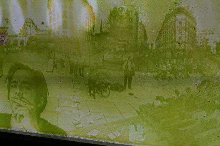 La Fabrique du vivant 7 - Beaubourg - oeuvre de Lia Giraud