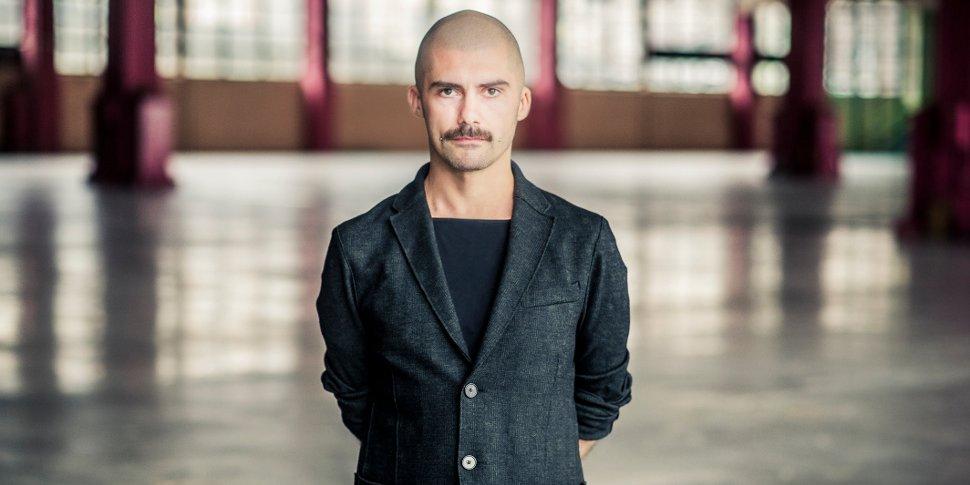 Sébastien Lacomblez - portrait - (c) studio Fifty-Fifty
