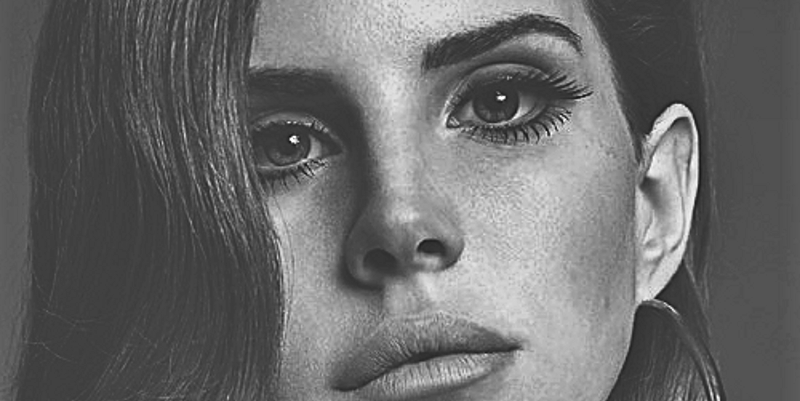 Poussières des Pop Stars du son sur tes tartines Lana Del Rey
