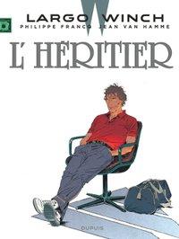 Largo Winch I - L'Héritier - (c) éditions Dupuis