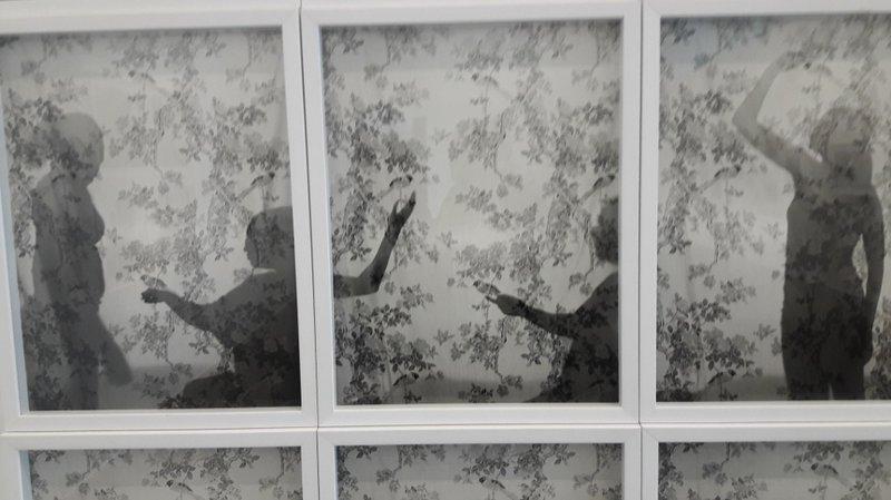 Latoya Ruby Frazier - Et des terrils un arbre s'élèvera - expo au Mac's - 2