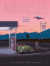"""Laurent Durieux : """"Mirages"""" - couverture - vignette"""