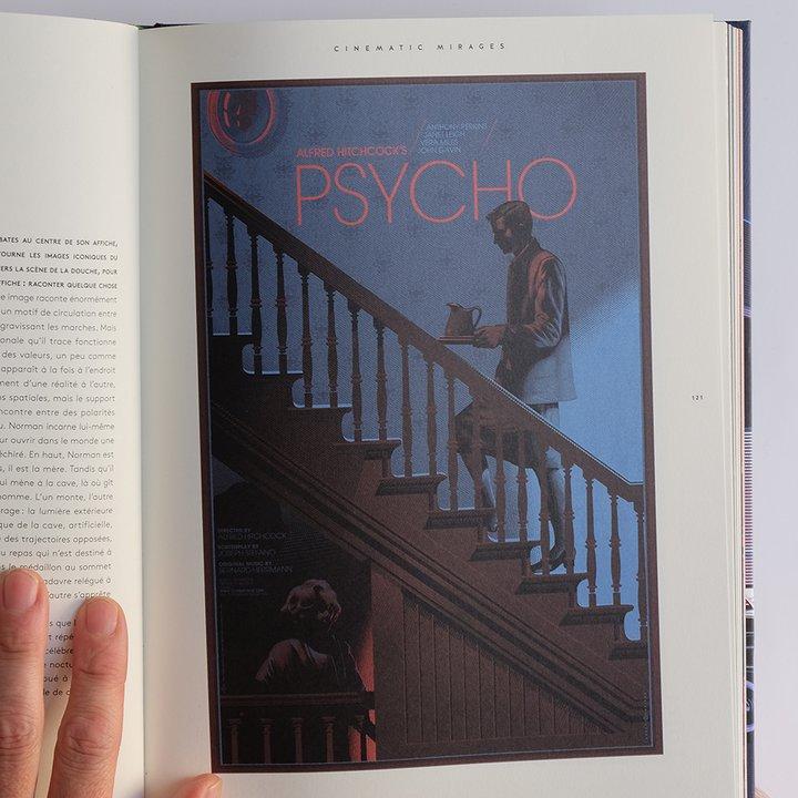 """Laurent Durieux : """"Mirages"""" - Psycho (Variant) (2014)"""