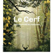 Le cerf, une histoire de passion_couv