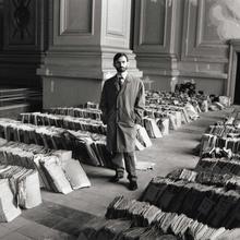 Pierre Lidiaux - Le Dossier B