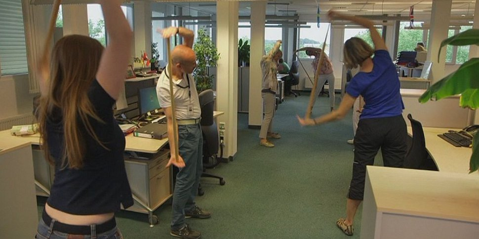 Le Bonheur au travail - (c) Martin Meissonnier 2