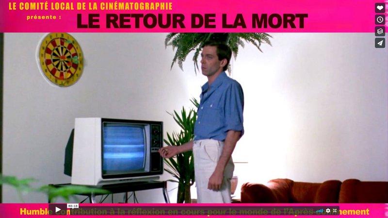 """""""Le Retour de la mort"""""""