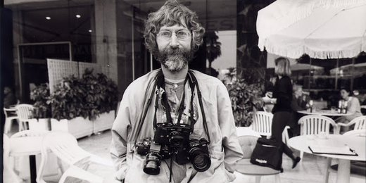 Le regard des regards Jean-Michel Vlaeminckx par Piet Goethals Cannes 1991