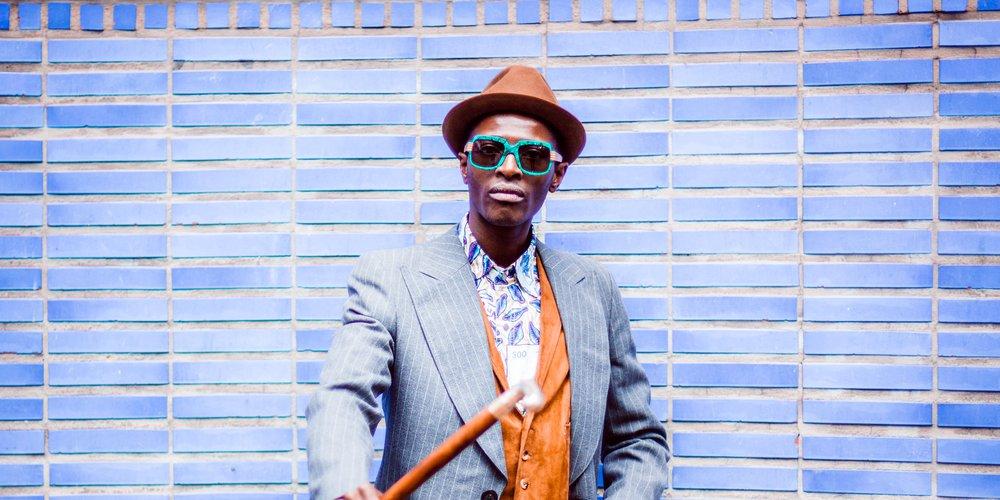 Le sapeur congolais - Ilja Smets