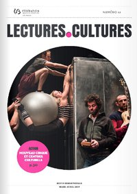 Lectures-Cultures no12 - couverture