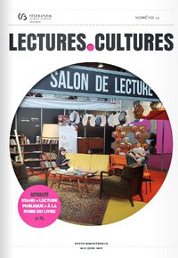 revue Lectures Cultures no13 - couverture