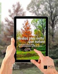 Média Animations - Médias plus verts que nature - couverture