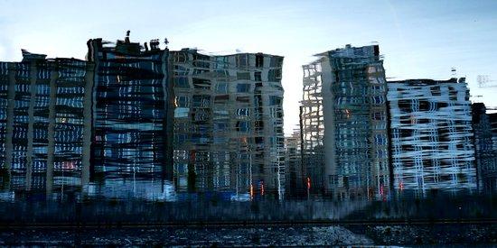 Liège (reflet)
