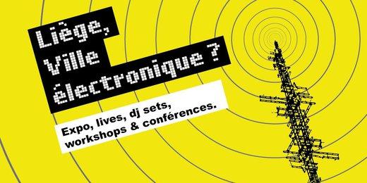 Liège ville électronique