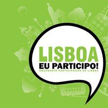 Lisboa eu participo - visuel